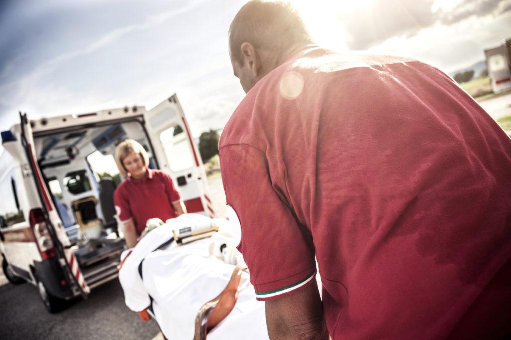 First Responders - Paramedics