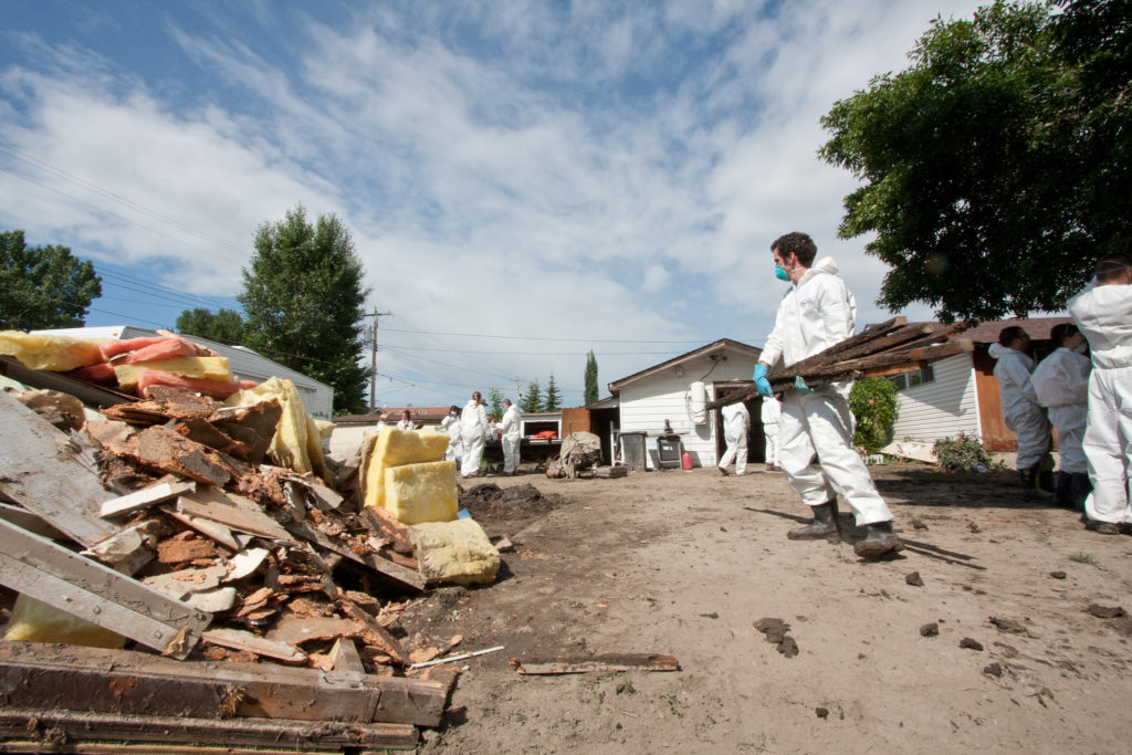 High River Flood Relief