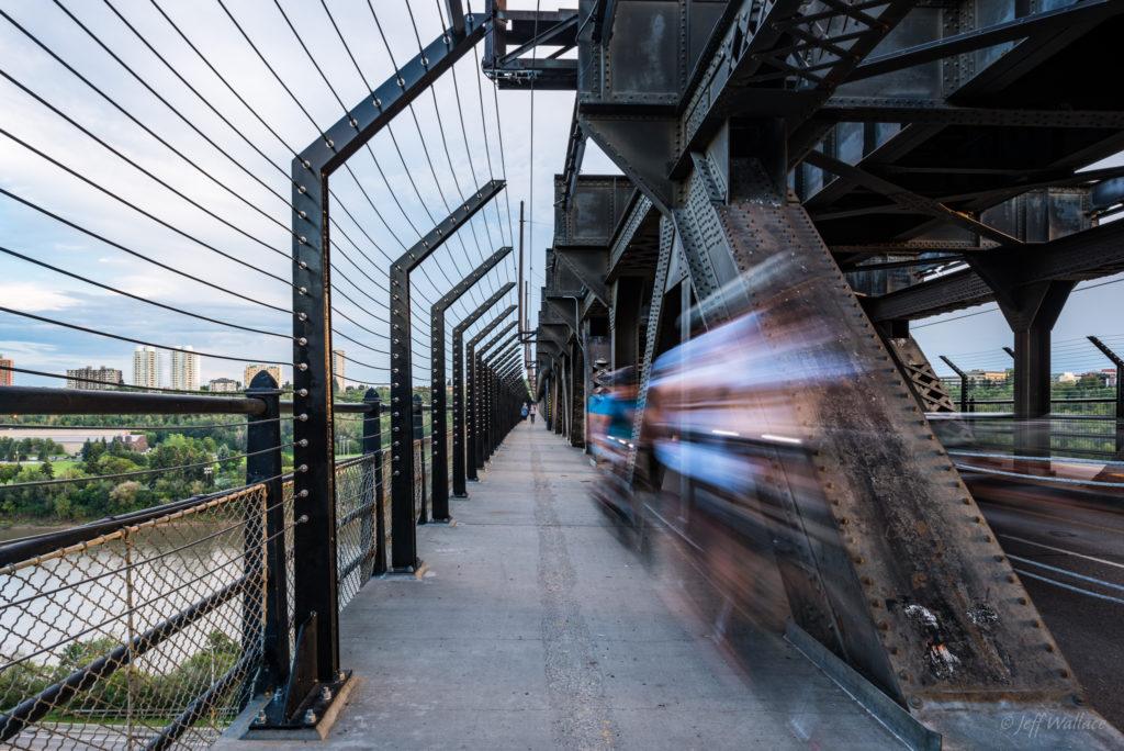 High Level Bridge Barriers