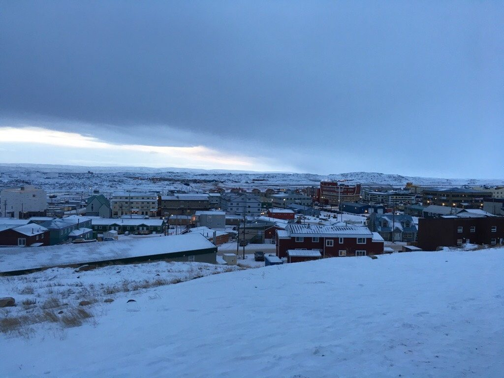Iqualuit, Nunavut where this year's annual CASP Conference was held.